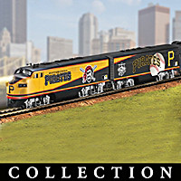 Pittsburgh Pirates Express Train Collection