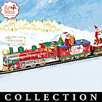 The Elf On The Shelf Express Train Collection