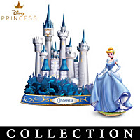 Disney Dreams Come True Sculpture Collection