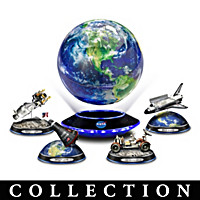 Exploring The Final Frontier Sculpture Collection