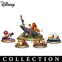 Disney The Lion King Figurine Collection