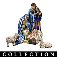 Radiant Splendor Grand Nativity Collection