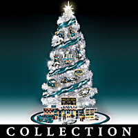 Philadelphia Eagles Super Bowl LII Christmas Tree Collection
