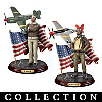 Tuskegee Airmen Sculpture Collection