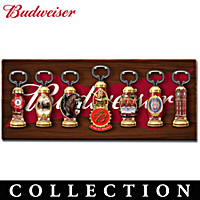 Budweiser The King Of Beers Bottle Opener Collection