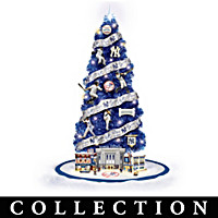New York Yankees Christmas Tree Collection