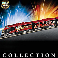 WWE Legends Express Train Collection