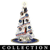 Reflections Of Hope Barack Obama Christmas Tree Collection