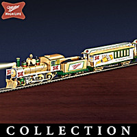 Miller High Life Express Train Collection