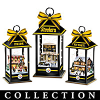 Black And Gold Pride Table Centerpiece Collection