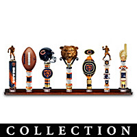 Chicago Bears Heirloom Tap Handle Collection
