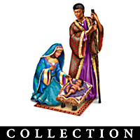 Light Of The World Nativity Collection