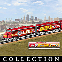 Kansas City Chiefs Express Train Collection