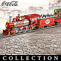 The COCA-COLA Americana Train Collection