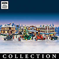 Main Street Memories Village Collection