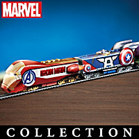 Rise Of Heroes Express Train Collection