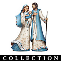 Sedona Blessings Nativity Collection