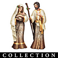 Precious Blessing Nativity Collection