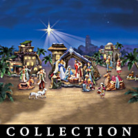 Miracle Of Bethlehem Nativity Collection