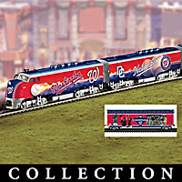 Washington Nationals Express Train Collection
