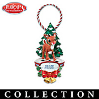 Rudolph And Friends Hanger Collection