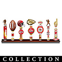 Chiefs Super Bowl LIV Champions Tap Handle Collection