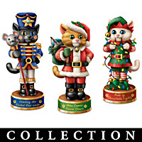 A Meowwy Little Christmas Nutcracker Collection