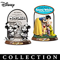 Disney Timeless Classics Sculpture Collection