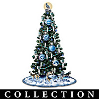 Spirit Of The Wild Christmas Tree Collection