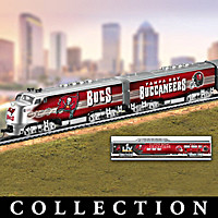 Tampa Bay Buccaneers Express Train Collection