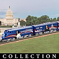 Vice President Kamala Harris Express Train Collection