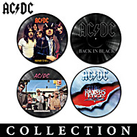 AC\/DC Vinyl Revolution Wall Decor Collection