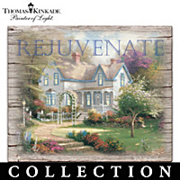 Thomas Kinkade Joyful Moments Wall Decor Collection