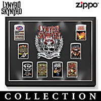 Lynyrd Skynyrd Southern Rock Zippo® Lighter Collection