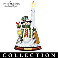Thomas Kinkade Table Centerpiece Collection