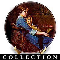 Rockwell Heritage Collector Plate Collection