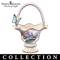 Thomas Kinkade Sweet Tranquility Bowl Collection