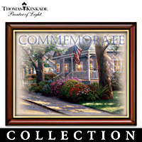 Thomas Kinkade Joyful Moments Seasonal Wall Decor Collection