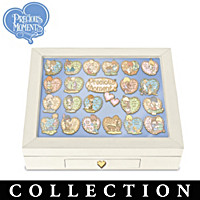Precious Moments Original 21 Pin Collection