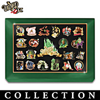 THE WIZARD OF OZ Masterpiece Pin Collection