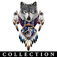 Spirit Guardians Totem Wall Decor Collection