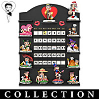 Betty Boop Perpetual Calendar Collection