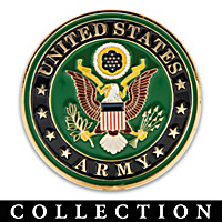 The U.S. Army Core Values Coin Collection