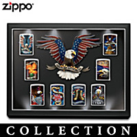 Liberty And Justice For All Zippo® Lighter Collection