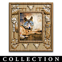Wisdom Of The Wolf Wall Decor Collection