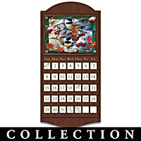Songbirds & Seasons Calendar