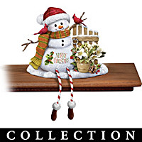 Sharing Winter\'s Wonders Sculpture Collection