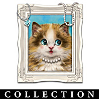 Purr-fectly Adorable Wall Decor Collection