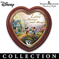 Disney Love\'s Magical Moments Wall Decor Collection