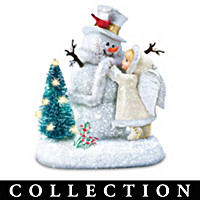 Winter\'s Wonders Figurine Collection